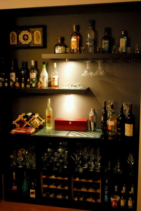 Back Bar Type