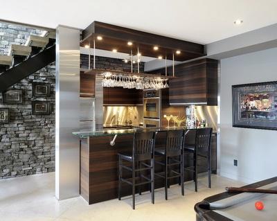 Perfect Best Home Bar Setups Contemporary   3D House Designs   Veerle.us