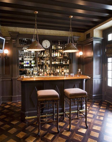 Home bar Residential bar design ideas