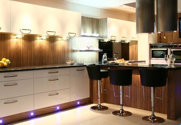 modern yet affordable kitchen