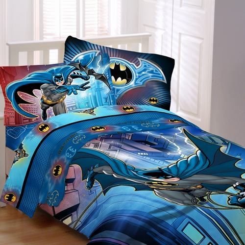 batman bedding room design