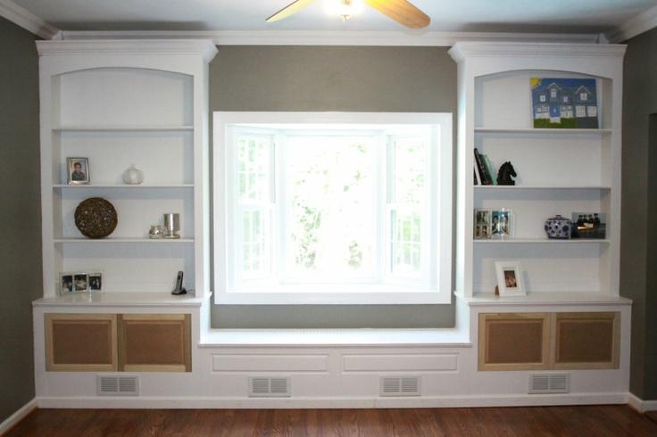custom-built-shelves