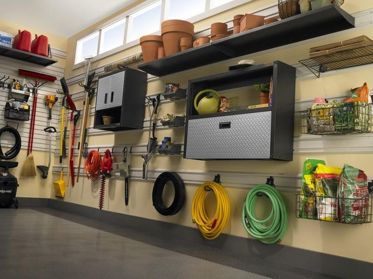 Garage Organization Ideas Modern