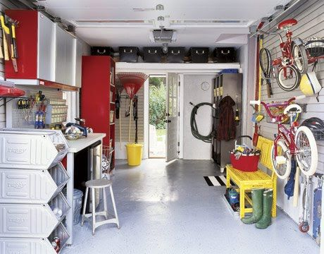 garage organization system