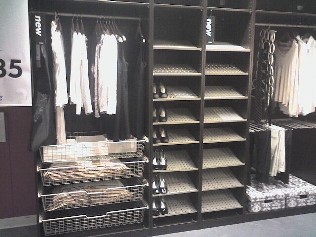 Wardrobe closet ikea wardrobe closet systems for Ikea wardrobe systems