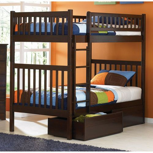 inexpensive loft bunk beds