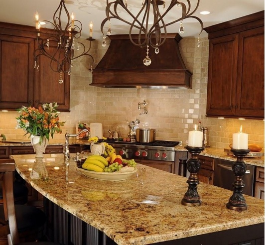 Tuscan Style Kitchen Cabinets: Kitchens