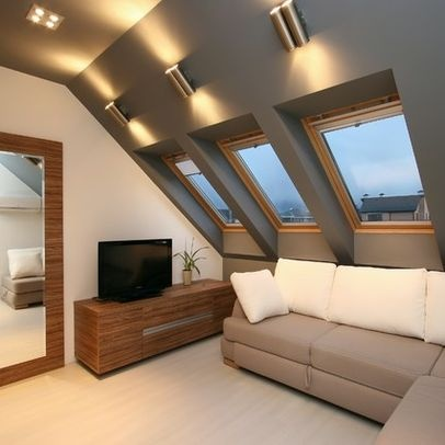 Attic Renovation Ideas
