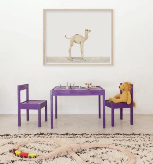 IKEA table chair