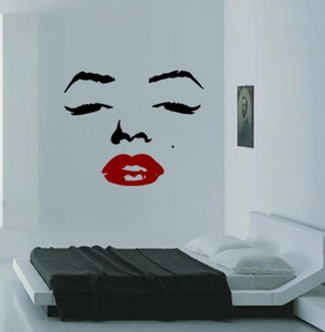 Monroe Themed Bedroom