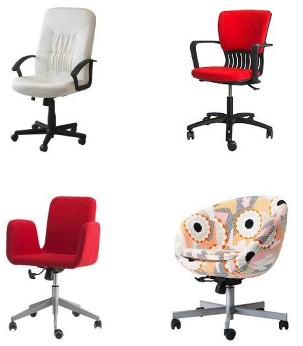 office chair range