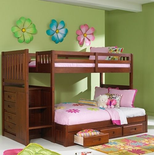 full-over-full-wooden-bunk-beds