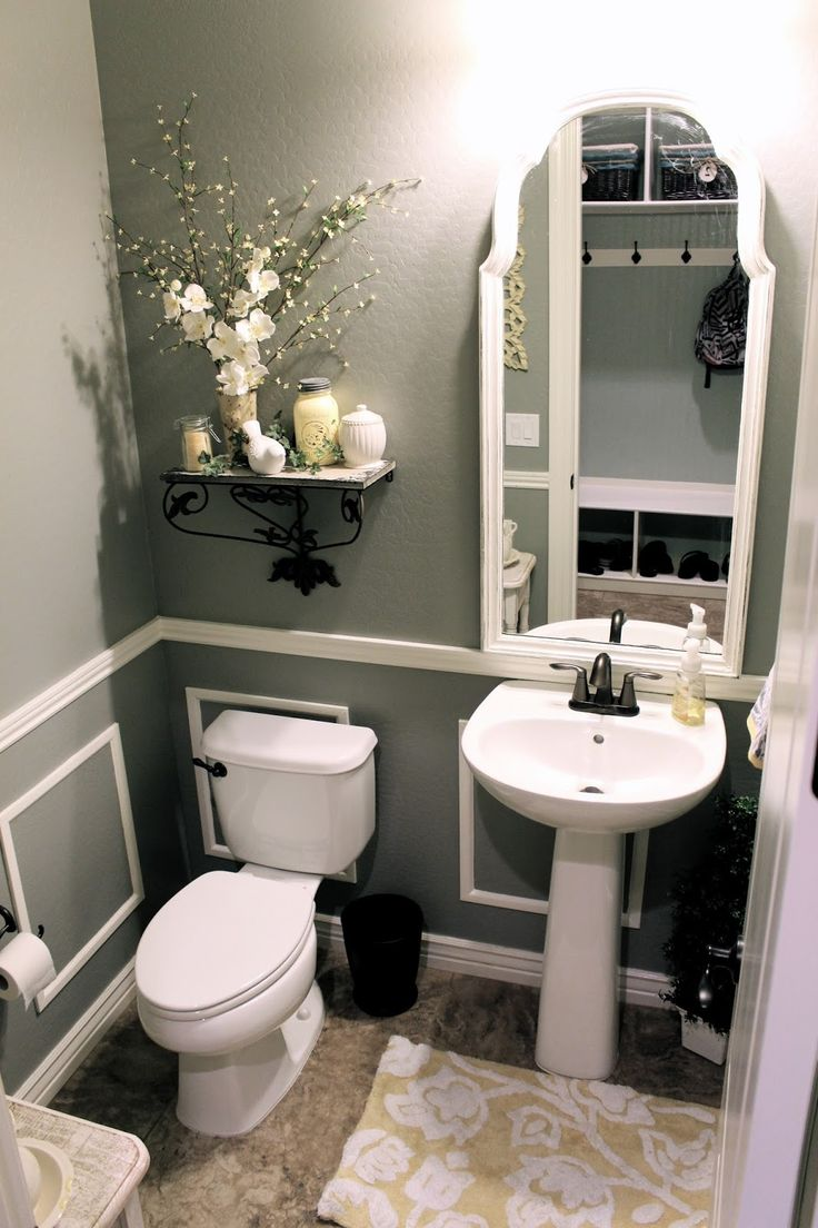 Lovely Budget Bathroom Small Lovely Budget Bathroom