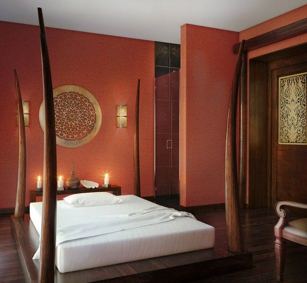 Top asian bedroom decorating ideas Decor bedroom