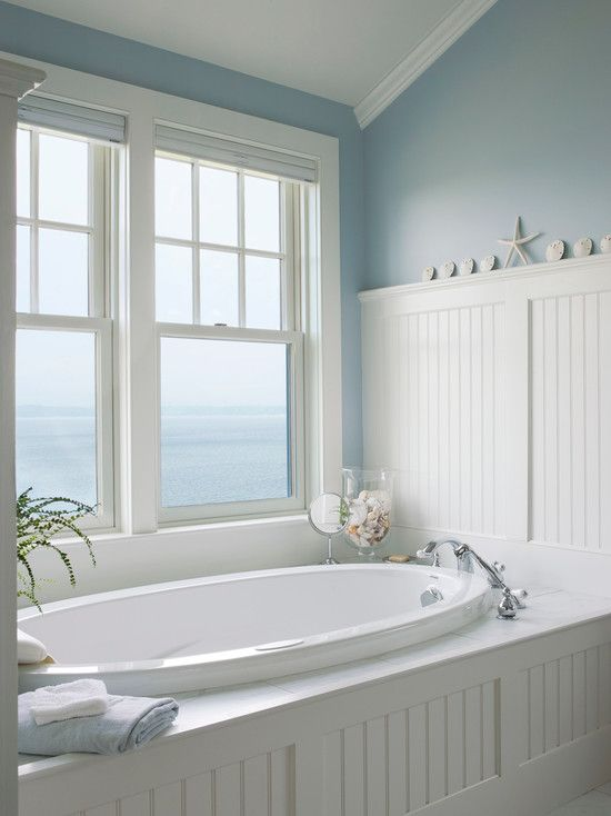 Top 10 bathroom colors for Beach cottage bathroom ideas