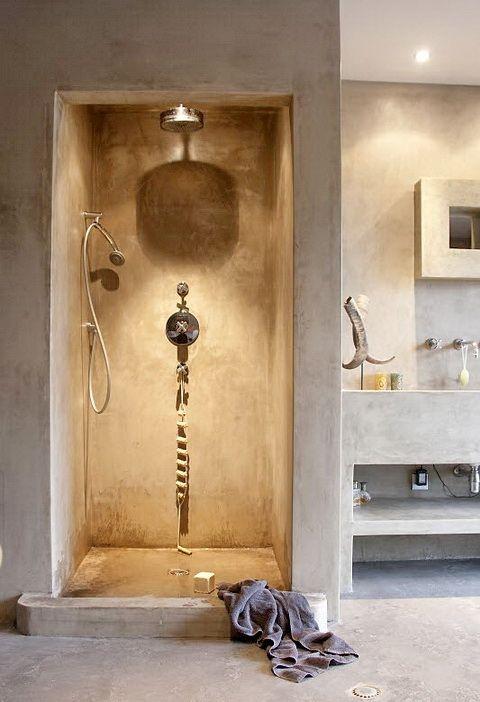 concrete-shower-stall