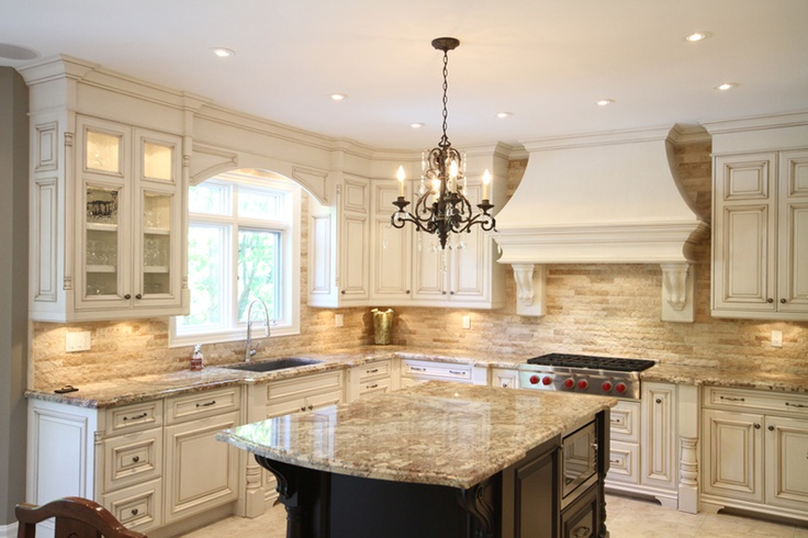 The Appeal Of A French Country Style Kitchen Design