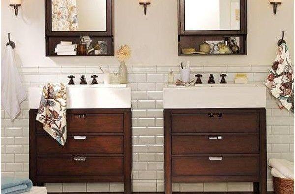 Affordable bathroom sink