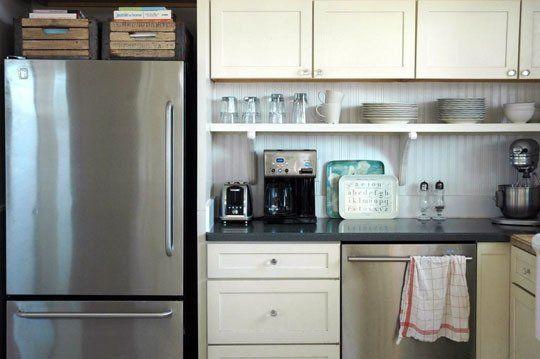 Proper storage in the kitchen
