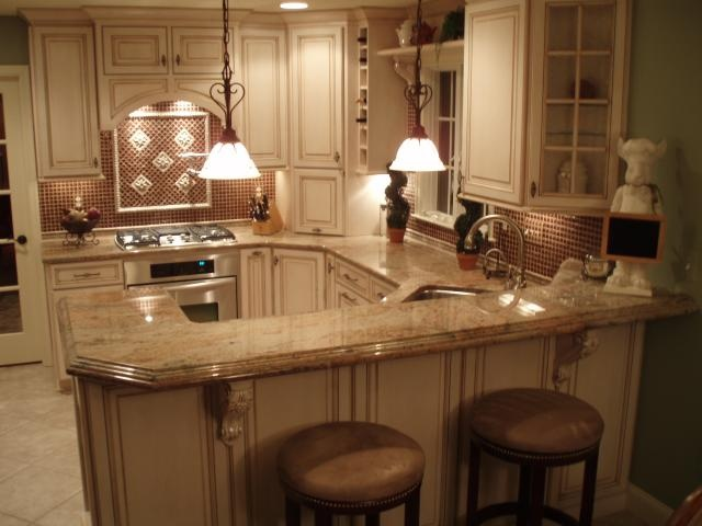 My Dream Kitchen Countertops : How to design a small kitchen