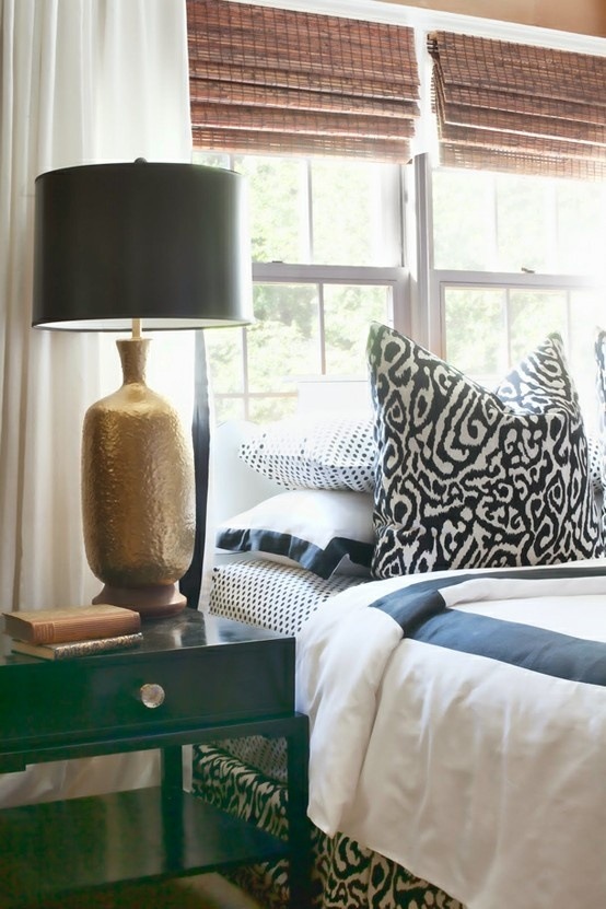 bamboo-shade-bedroom