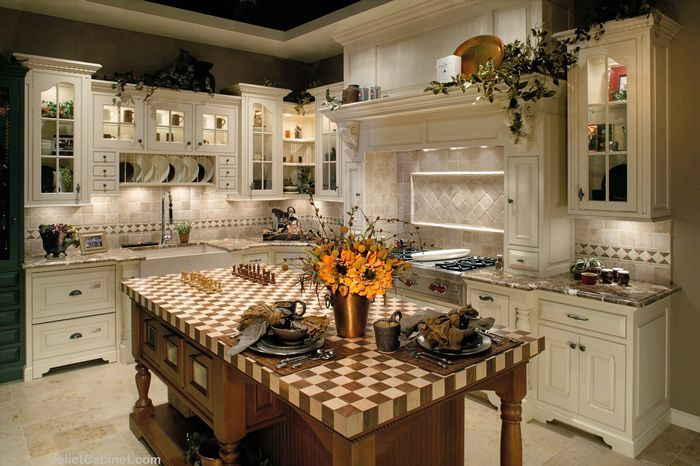 New Orleans Kitchen Design Ideas