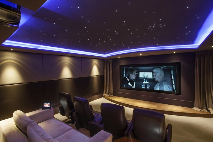 Best Seating Arrangement For Any Home Theater Room
