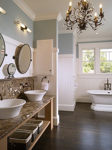Wainscoting ideas for Examples of wainscoting