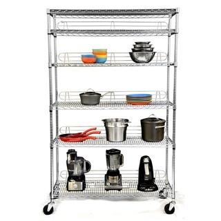 chrome-wire-shelf