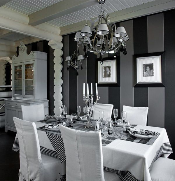 Dining room for Dining room ideas in grey