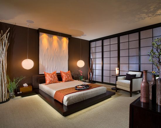 Asian oriental design