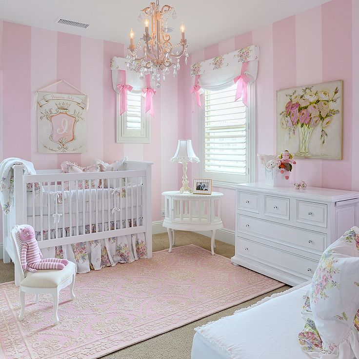 Baby girl bedroom design