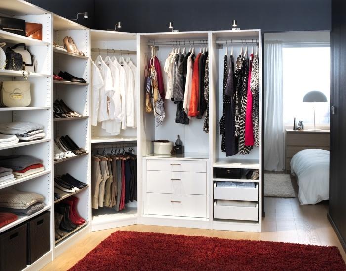 Bedroom wardrobe designs - Corner wardrobe design ...
