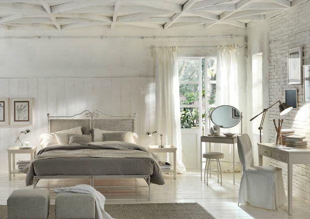 eco-chic bedroom design