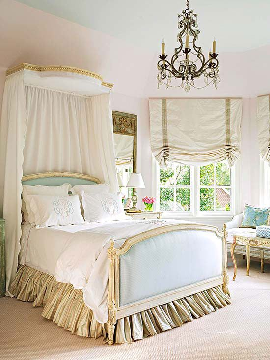 French themed home decor ideas - Images of french country bedrooms ...