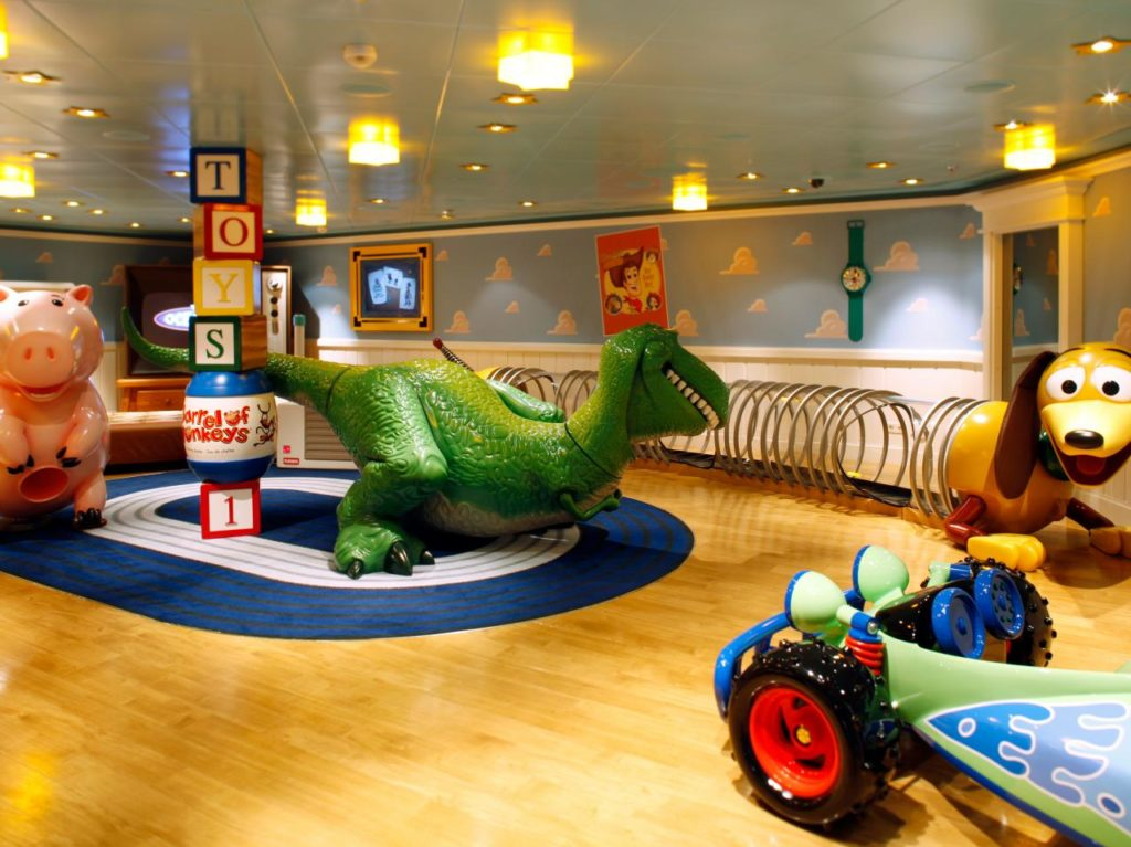 Disney Toy Story Themed Bedroom