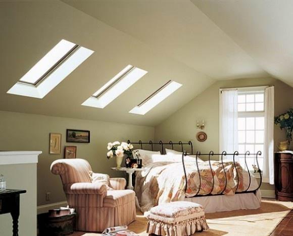 attic dormer lighting ideas - Attic Renovation Ideas