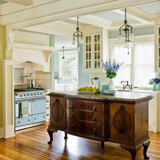 Antique Furniture Kitchen 12