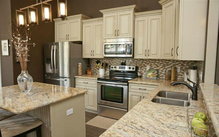 Granite Kitchen Countertops For That Exquisite Look