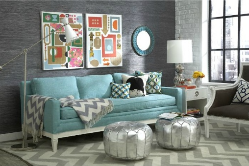 blue gray color scheme for living room 10 amazing color schemes for the living room 27675