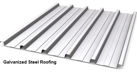Image result for galvanized roof